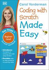 Coding With Scratch Made Easy Ages 5-9 Key Stage 1: 5-9 ani