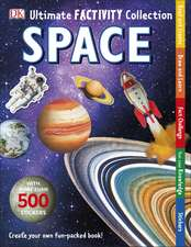 Space Ultimate Factivity Collection: Create your own Fun-packed Book!