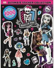 Monster High Ultimate Sticker Collection