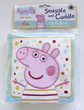 Peppa Pig: Snuggle and Cuddle