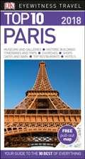 Top 10 Paris: 2018