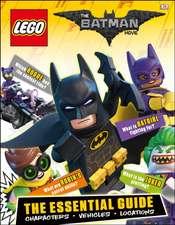 The LEGO® BATMAN MOVIE The Essential Guide