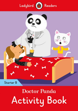 Doctor Panda Activity Book - Ladybird Readers Starter Level B