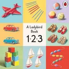 123: A Ladybird Vintage Board Book