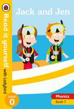 Jack and Jen – Read it yourself with Ladybird Level 0: Step 7