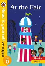 At the Fair – Read it yourself with Ladybird Level 0: Step 9