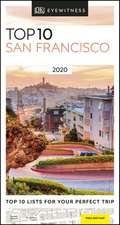 DK Eyewitness Top 10 San Francisco: 2020