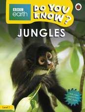 Do You Know? Level 1 – BBC Earth Jungles