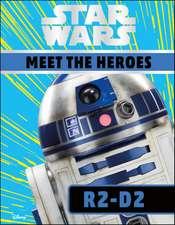 Star Wars Meet the Heroes R2-D2