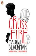 Crossfire: Shortlisted for the Costa Children's Book Award 2019