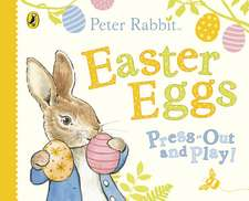 Peter Rabbit Easter Eggs Press Out and Play