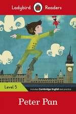 Ladybird Readers Level 5 - Peter Pan (ELT Graded Reader)