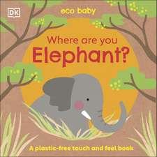Eco Baby Where Are You Elephant?