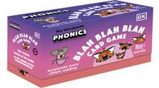 Mrs Wordsmith Phonics Blah Blah Blah Card Game, Ages 4-7 (Early Years and Key Stage 1)