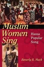 Muslim Women Sing