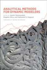 Analytical Methods for Dynamic Modelers