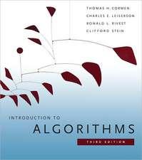 Introduction to Algorithms 3e