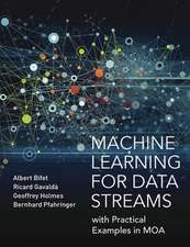 Machine Learning for Data Streams – with Practical Examples in MOA