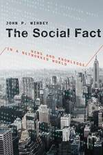 The Social Fact – News and Knowledge in a Networked World