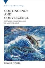 Contingency and Convergence – Toward a Cosmic Biology of Body and Mind