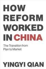 How Reform Worked in China – The Transition from Plan to Market