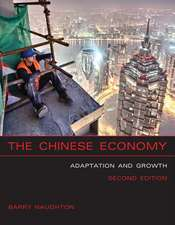 The Chinese Economy – Adaptation and Growth 2e