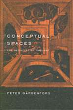 Conceptual Spaces – The Geometry of Thought