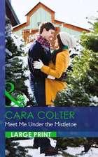 Meet Me Under the Mistletoe:  Duke of Desire