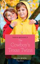 Cowboy's Texas Twins