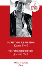 Secret Twins For The Texan