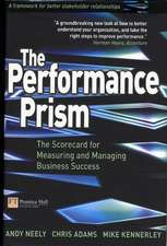 The Performance Prism