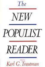 The New Populist Reader:  The Competition of Iran, Turkey, and Russia
