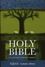 Catholic Bible: New Revised Standard Version
