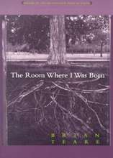 Room Where I Was Born