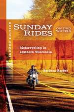 Sunday Rides on Two Wheels: Motorcycling in Southern Wisconsin