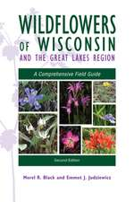 Wildflowers of Wisconsin and the Great Lakes Region: A Comprehensive Field Guide