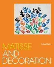 Matisse and Decoration