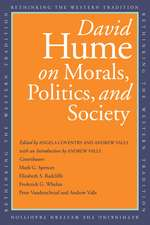 David Hume on Morals, Politics, and Society