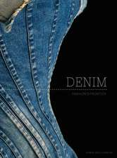 Denim: Fashion's Frontier