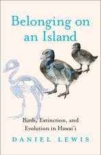 Belonging on an Island