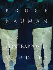 Bruce Nauman – Contrapposto Studies