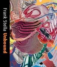 Frank Stella Unbound – Literature and Printmaking