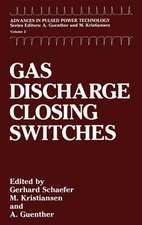 Gas Discharge Closing Switches