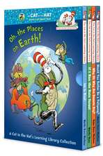 Oh, the Places on Earth Boxed Set