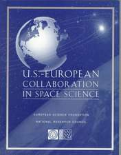 U.S.-European Collaboration in Space Science