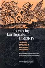 Preventing Earthquake Disasters:  A Research Agenda for the Network for Earthquake Engineering Simulatio