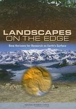 Landscapes on the Edge:  New Horizons for Research on Earth's Surface