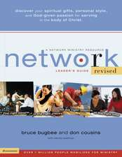 Network Leader's Guide: The Right People, in the Right Places, for the Right Reasons, at the Right Time