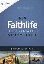 NIV, Faithlife Illustrated Study Bible, Hardcover: Biblical Insights You Can See