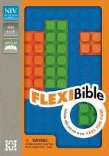 NIV, Flexi Bible, Leathersoft, Blue